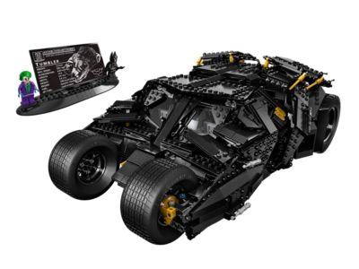 Explore product details and fan reviews for The Tumbler 76023 from Super Heroes. Buy today with The Official LEGO® Shop Guarantee.
