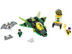 Green Lantern contre Sinestro