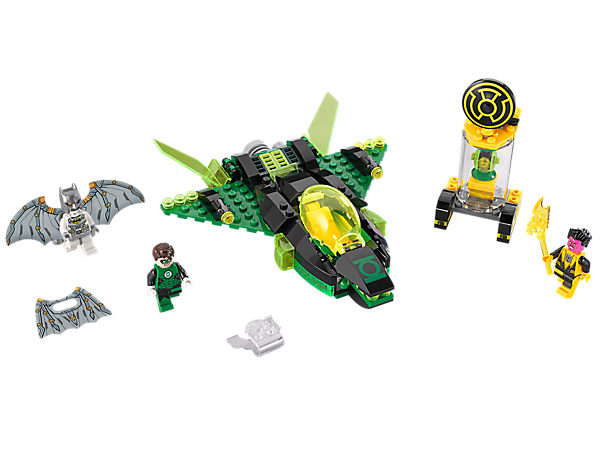 <p>Explore product details and fan reviews for Green Lantern vs. Sinestro 76025 from DC Comics™ Super Heroes. Buy today with The Official LEGO® Shop Guarantee. </p>