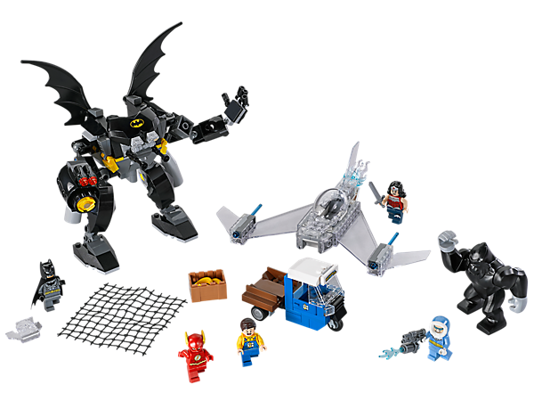 <p>Explore product details and fan reviews for Gorilla Grodd Goes Bananas 76026 from DC Comics™ Super Heroes. Buy today with The Official LEGO® Shop Guarantee.</p>