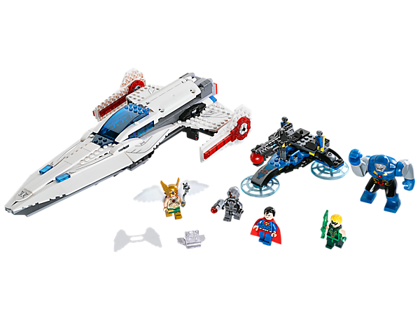 <p>Explore product details and fan reviews for Darkseid Invasion 76028 from DC Comics™ Super Heroes. Buy today with The Official LEGO® Shop Guarantee. </p>