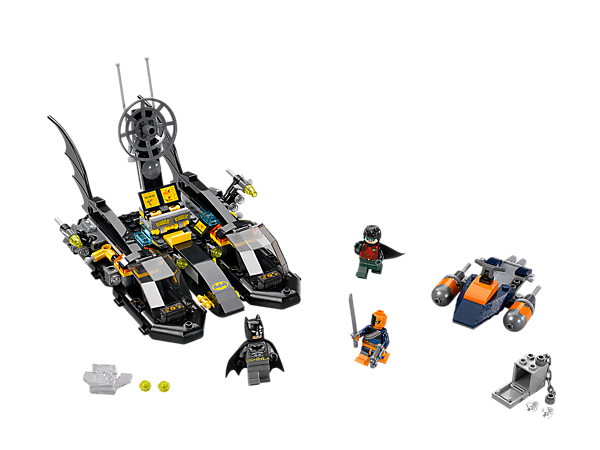 Explore product details and fan reviews for The Batboat Harbor Pursuit 76034 from Super Heroes DC. Buy today with The Official LEGO® Shop Guarantee.