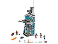 어벤져스 타워 공격