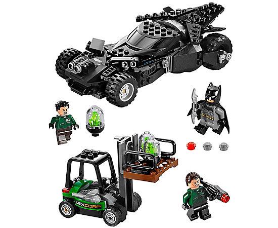 Kryptonite Interception 76045 Dc Comics Super Heroes Lego Shop