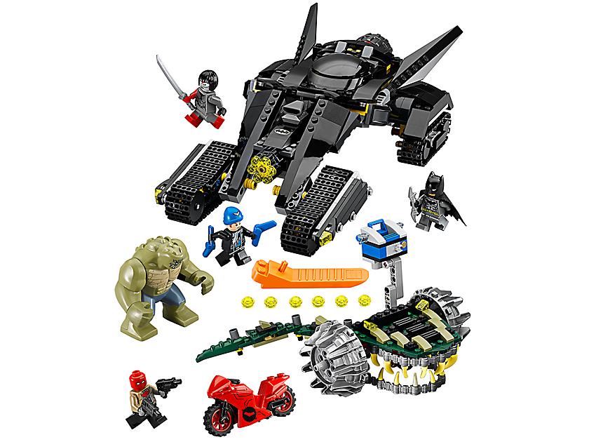 "Batman"": Killer Croc"" Sewer Smash 6137786"