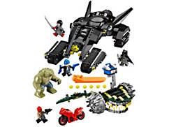 Batman™ : choc dans les égouts avec Killer Croc™