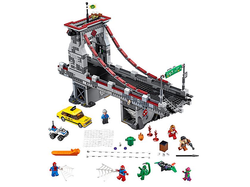Spider-Man: Web Warriors Ultimate Bridge Battle 6137826