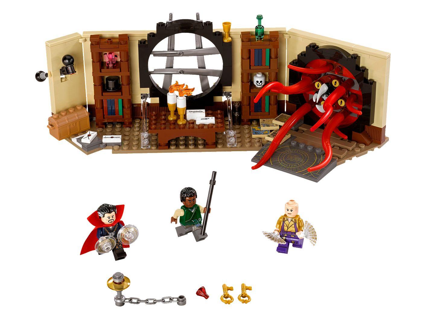 Doctor Strange's Sanctum Sanctorum 76060   LEGO® Marvel ...