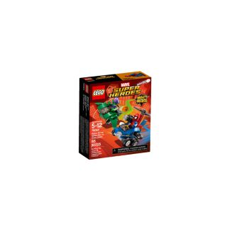 Mighty Micros: Spider-Man vs. Green Goblin