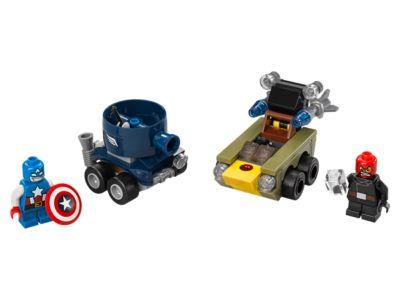 Mighty Micros: Captain America vs. Red Skull - 76065 | Marvel Super ...