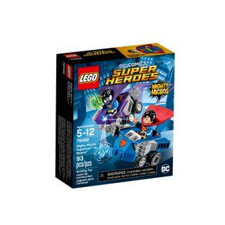Mighty Micros : Superman™ contre Bizarro™