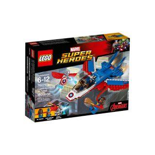 Captain America Jet Pursuit