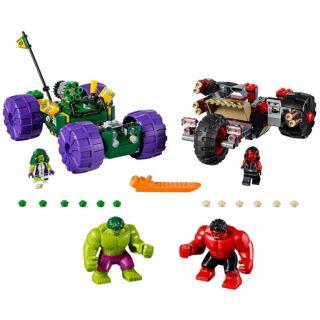 Hulk vs. Red Hulk