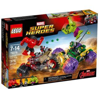 Hulk gegen  Red Hulk