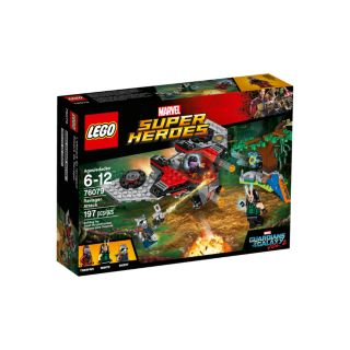 Ravager Attack