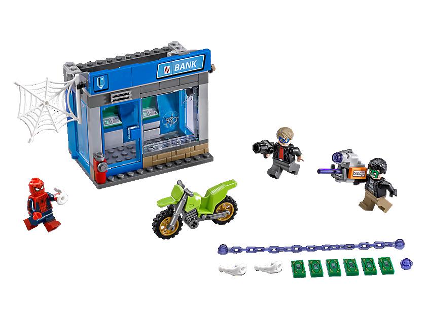 ATM Heist Battle 6175501