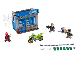 Krádež bankomatu