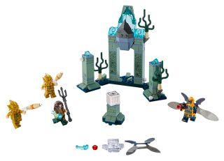 Das Kräftemessen um Atlantis
