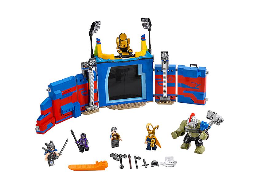 Thor vs. Hulk: Arena Clash 6175513