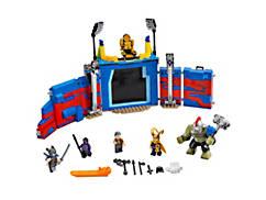 Thor gegen Hulk – in der Arena