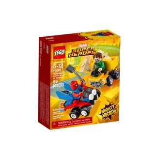 Mighty Micros : Scarlet Spider contre Sandman