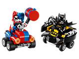 Mighty Micros: Batman™ vs. Harley Quinn™