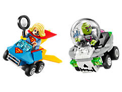 Mighty Micros : Supergirl™ contre Brainiac™