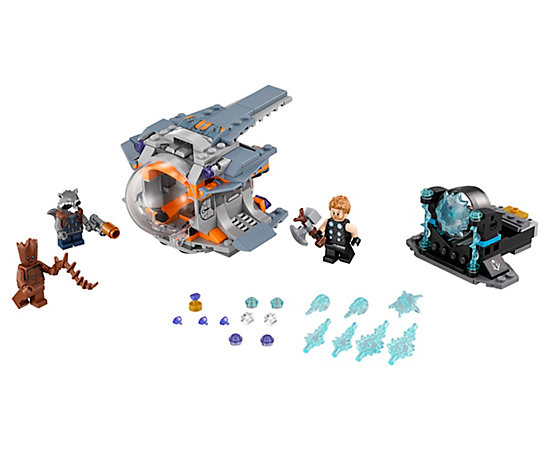 Legos For S | Thor S Weapon Quest 76102 Marvel Super Heroes Lego Shop