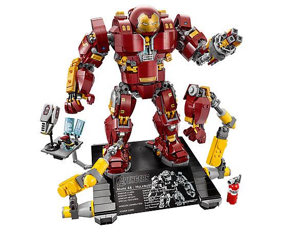 Lego hulkbuster