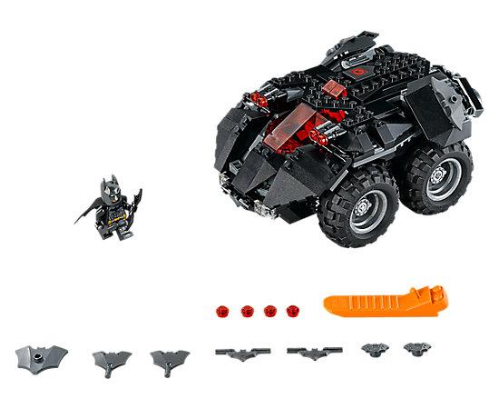 App Controlled Batmobile 76112 Dc Comics Super Heroes Lego Shop