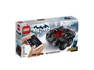 App-Controlled Batmobile