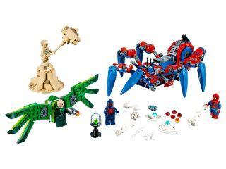Spider-Man's Spider Crawler