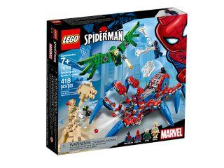 Spider-Mans edderkoppekravler