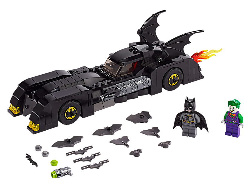 Batmobile: Pursuit Of The Joker