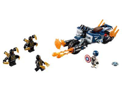 Lego Marvel Temas Oficial Lego Shop Es