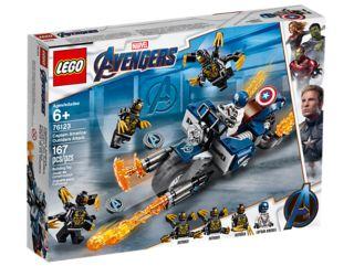 Captain America: Outriders Attack
