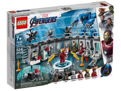 Marvel Super Heroes Avengers-Protection du saint des saints
