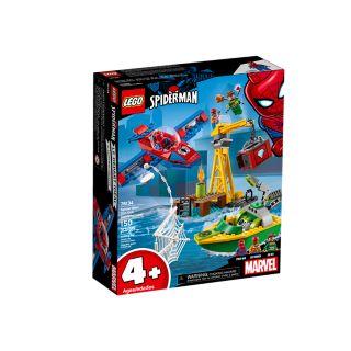 Spider-Man: O Assalto aos Diamantes de Dock Ock