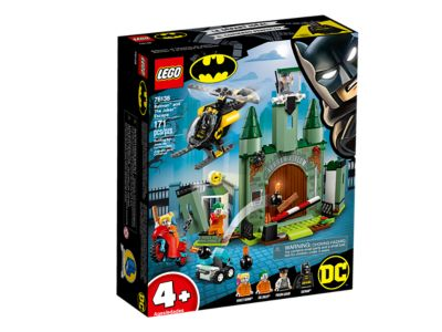 Batman™ and The Joker™ Escape 76138 | DC Super Heroes | Buy online at the  Official LEGO® Shop US
