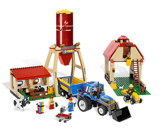 Image Result For Playmobil Farmhouse