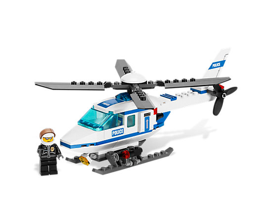 Police Helicopter 7741 City Lego Shop