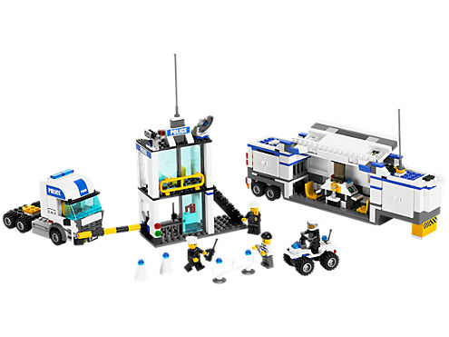 Police Truck 7743 Lego Shop