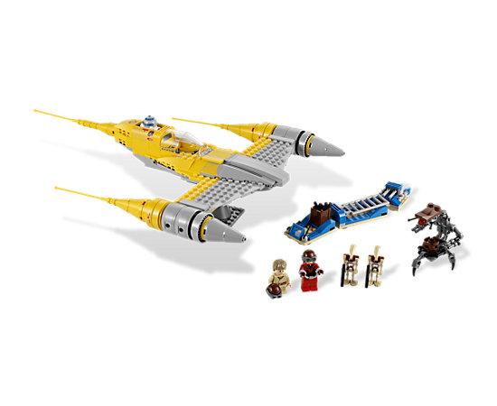 i>Naboo</i> Starfighter™ - 7877 | Star Wars™ | LEGO Shop