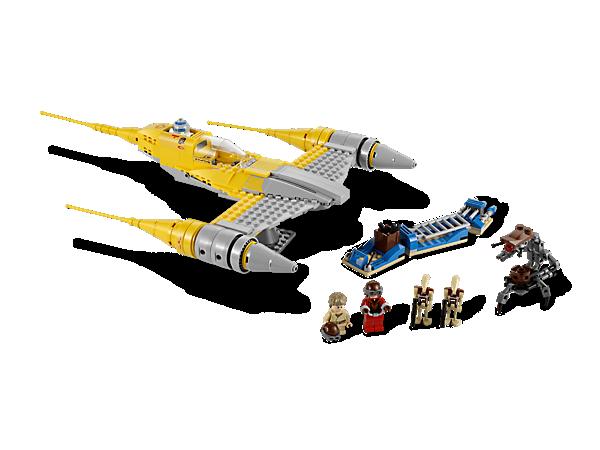 LEGO® Star Wars™ A-Wing Starfighter | ThinkGeek