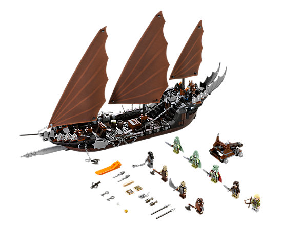 Pirate Ship Ambush 79008 The Lord Of The Rings Lego Shop