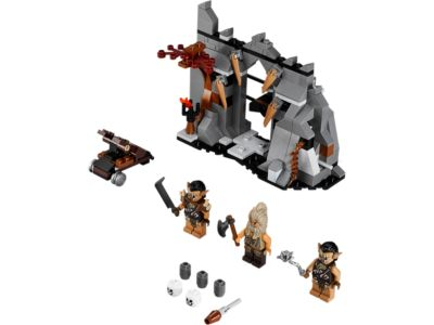 "Explore product details and fan reviews for buildable toy Dol Guldur Ambush 79011 from The Hobbit<span style=""font-family: Calibri, sans-serif; font-size: 11pt;"">™</span>. Buy today with The Official LEGO® Shop Guarantee."