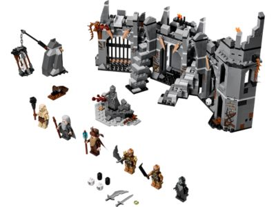 "Explore product details and fan reviews for buildable toy Dol Guldur Battle 79014 from The Hobbit<span style=""font-family: Calibri, sans-serif; font-size: 11pt;"">™</span>. Buy today with The Official LEGO® Shop Guarantee."