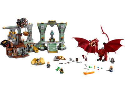 Explore product details and fan reviews for The Lonely Mountain 79018 from Hobbit. Buy today with The Official LEGO® Shop Guarantee.