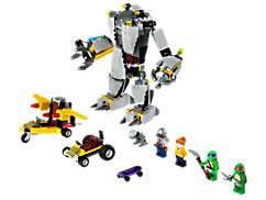 Baxter Robot Rampage