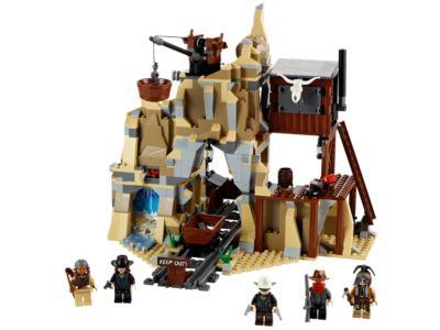 Silver Mine Shootout - 79110 | The Lone Ranger™ | LEGO Shop